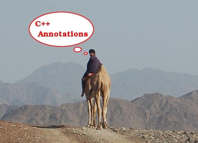 C++ Annotations